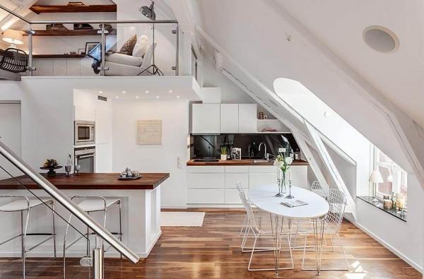 loft estilo minimalista