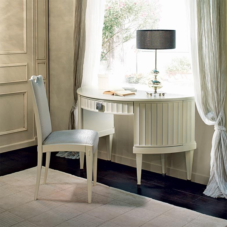 mesa estudio estilo clasico