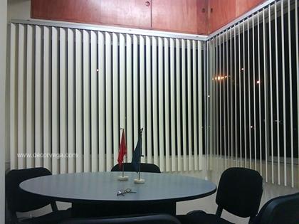 diseño persianas verticales