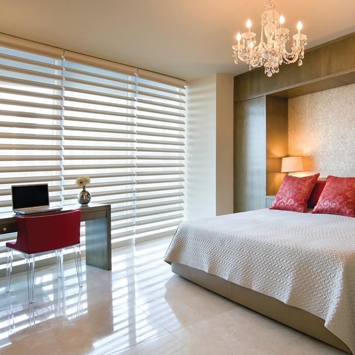 persianas verticales dormitorio matrimonio