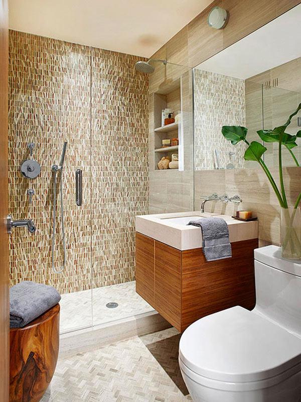 diseño baños modernos