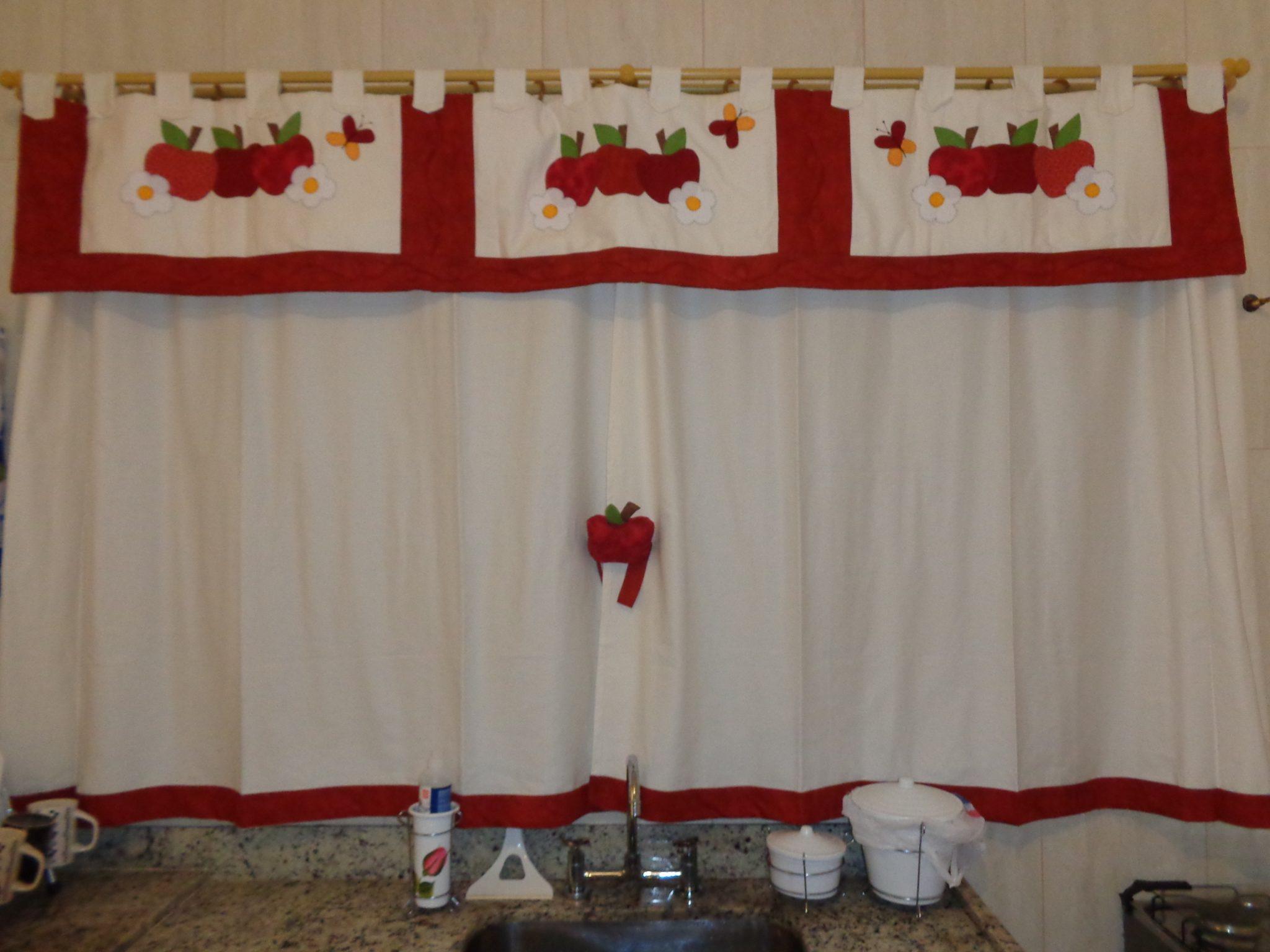 cortinas-navidenas-sencillas