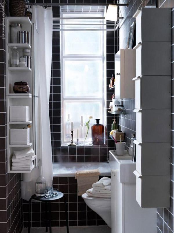 armarios cuartos de baño modernos