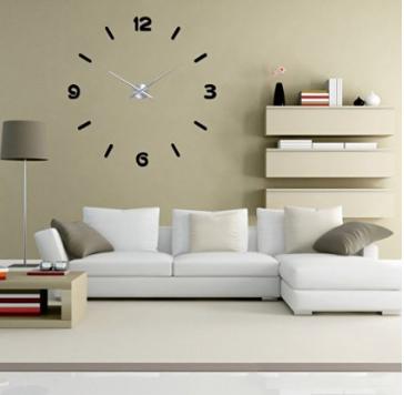Elegante reloj 3D Amazon