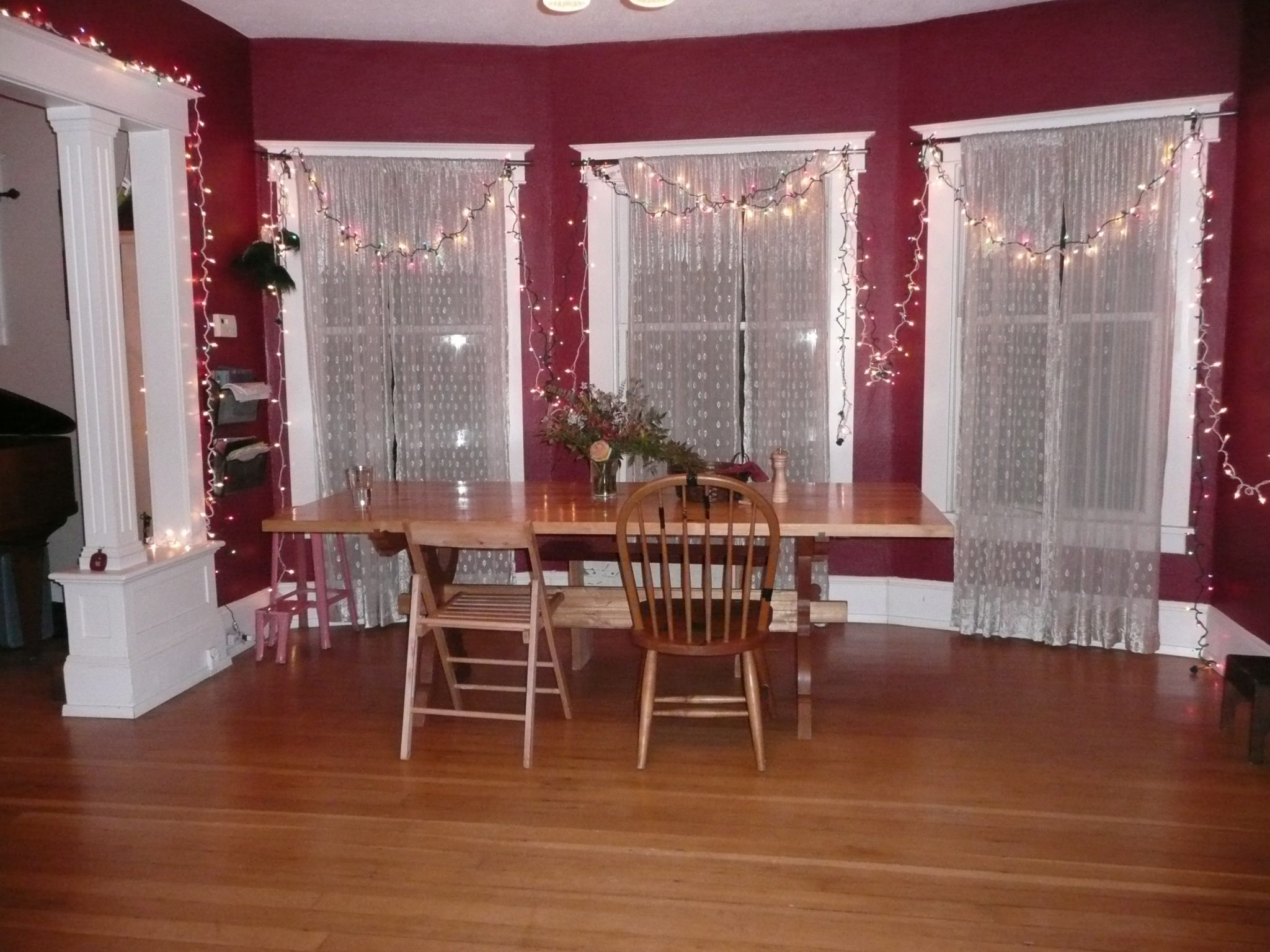 Ideas para decorar cortinas en navidad 2016 - Ideas de cortinas para salon ...