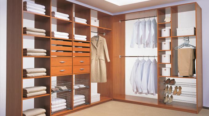 Interiores de armarios empotrados - Armario en l ...