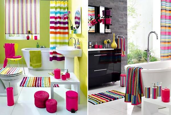 7 ideas para decorar cuartos de ba o modernos hoy lowcost for Accesorios para banos pequenos modernos