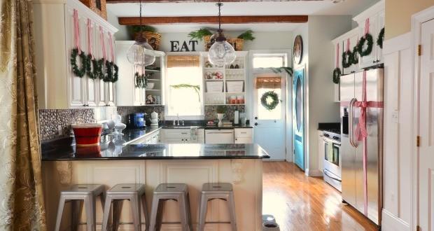 Accesorios para decorar cocina en navidad hoy lowcost - Accesorios para decorar ...