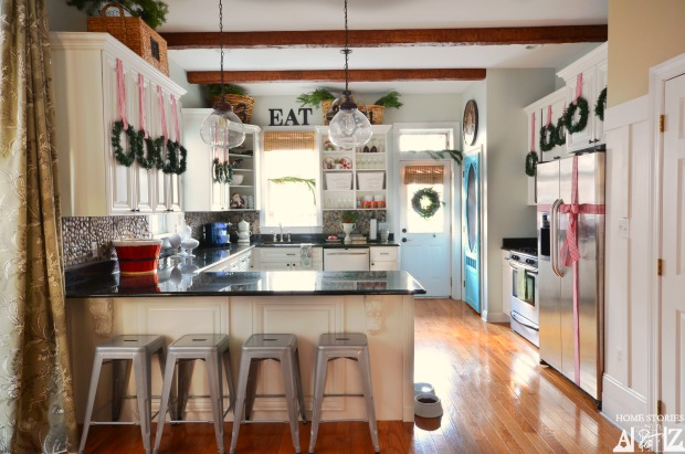 Accesorios para decorar cocina en navidad hoy lowcost - Accesorios para cocinas ...