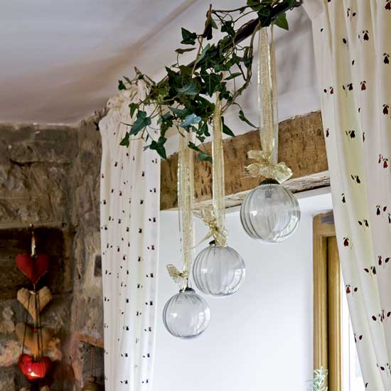Ideas para decorar cortinas en navidad 2016 for Todo ideas originales para decorar