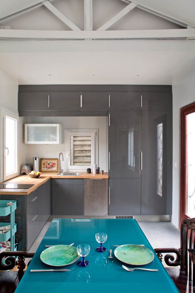 Dise os de cocinas peque as en 2018 ideas y consejos Disenos cocinas pequenas para apartamentos