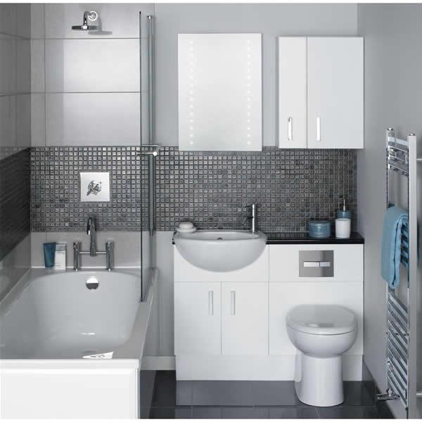 diseño cuartos de baño funcionales