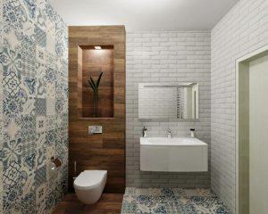 Banos azulejos ceramicos hoy lowcost - Azulejos banos modernos pequenos ...