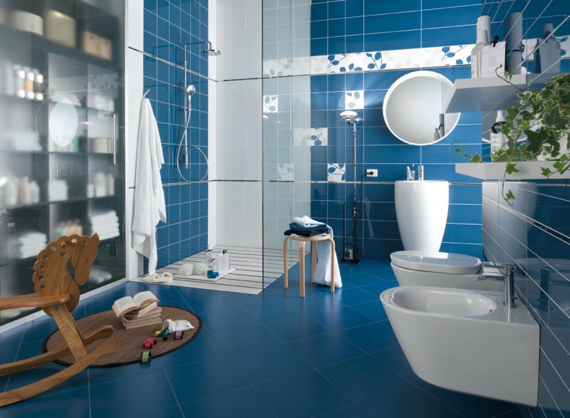 banos-modernos-azul