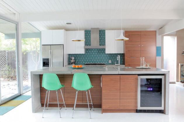 cocina pequeña diseño