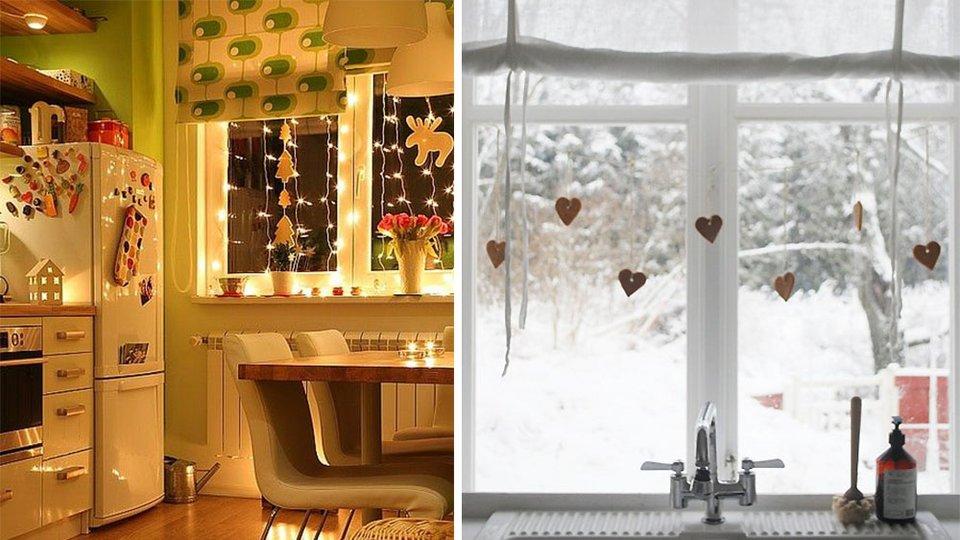 Como decorar una cocina en navidad en 2016 - Como adornar en navidad ...