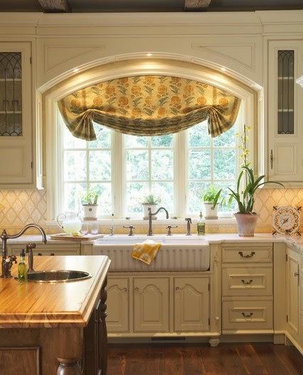 cortina cocina moderna