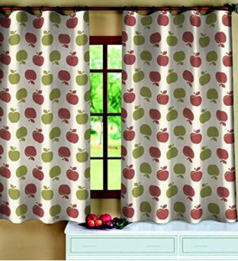 Cortinas para cocinas pequeas cortinas para cocina diseo for Cortinas estilo clasico