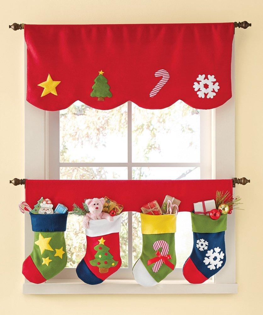 cortinas-infantiles-para-navidad