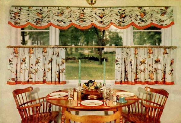 cortinas para navidad