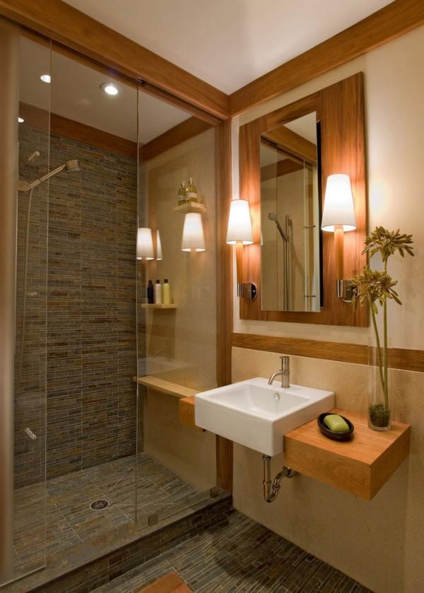 7 ideas para decorar cuartos de ba o modernos hoy lowcost for Cuartos de bano baratos