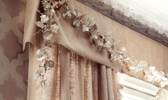 Decoracion con accesorios en ventanas hoy lowcost for Accesorios para decorar en navidad