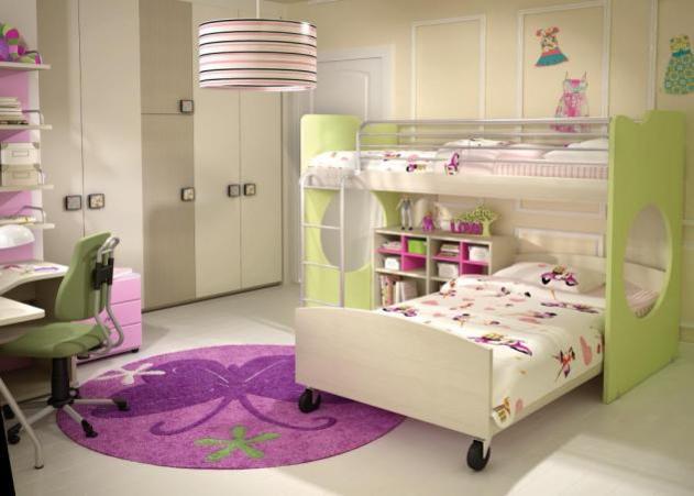 Habitaciones para ni os 7 pasos a seguir hoy lowcost - Lamparas para dormitorios infantiles ...