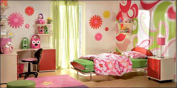 Habitaciones para ni os 7 pasos a seguir hoy lowcost - Habitaciones infantiles decoracion paredes ...