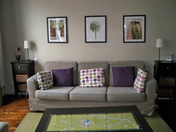 decoracion minimalista salones pequeños irregulares