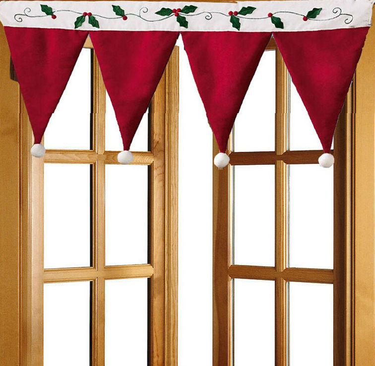decora ventanas en navidad