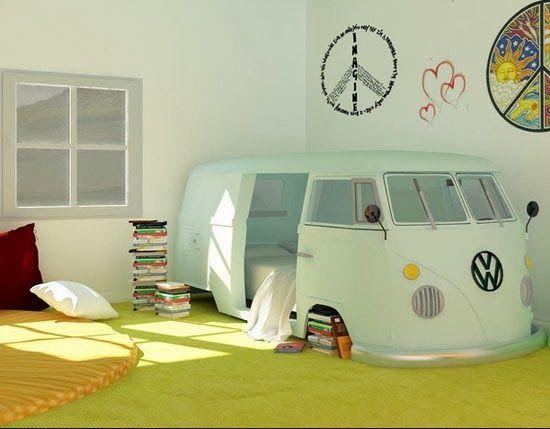 decoracion original habitaciones infantiles