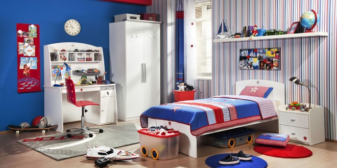 decoracion habitacion infantil nino
