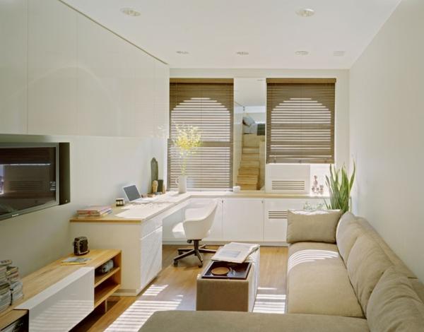 salon pequeño rectangular