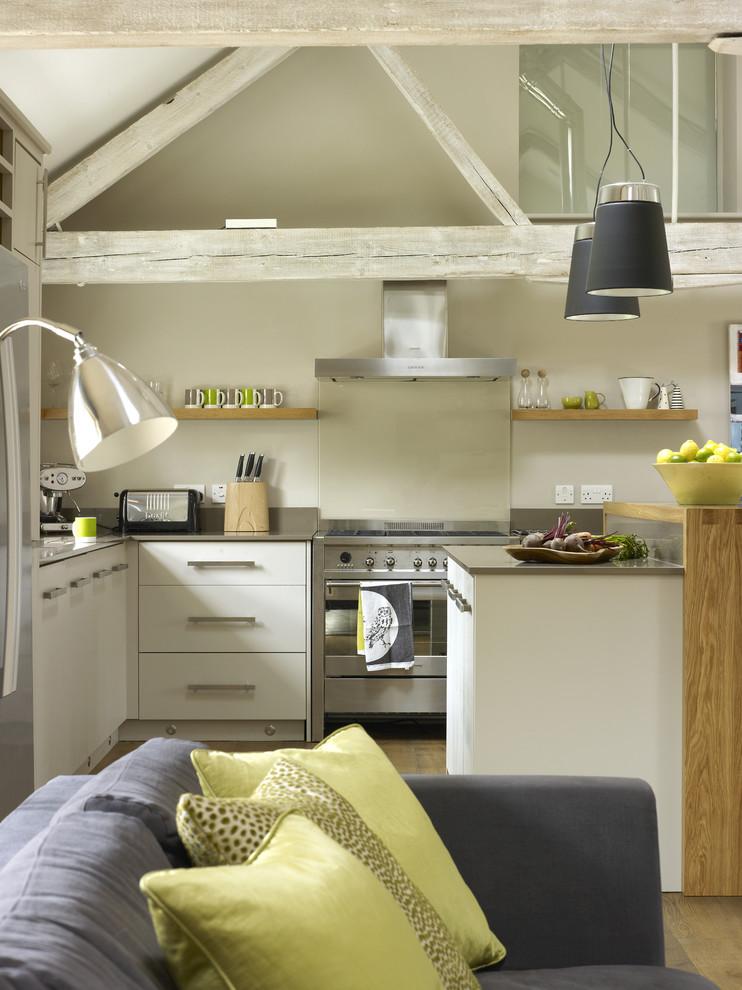 diseño cocina loft