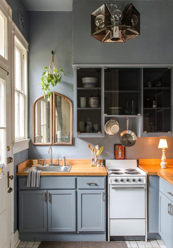 diseño cocinas pequeñas baratas