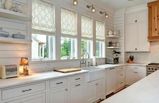 diseño decoracion ventanas de cocinas