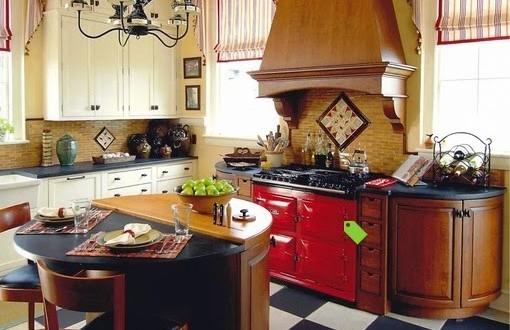 Dise o estores y cortinas cocinas modernas hoy lowcost - Diseno cortinas modernas ...