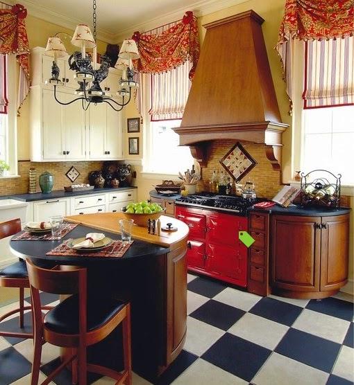 diseño estores y cortinas cocinas modernas