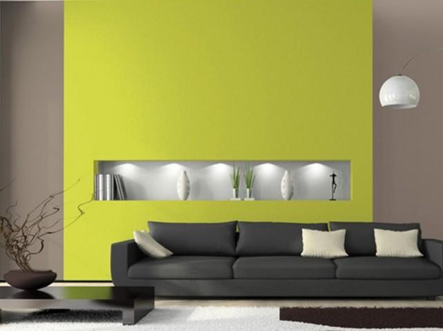diseño salon minimalista
