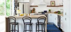 10 Consejos para los diseños de cocinas pequeñas