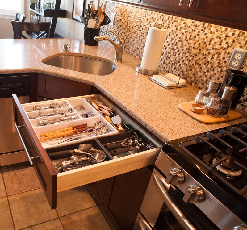 diseños cocinas practicas