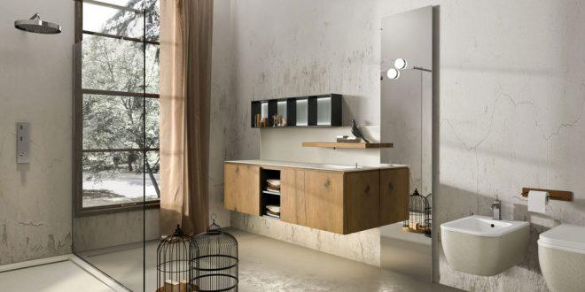 Elegantes banos sencillos y modernos hoy lowcost for Cuarto bano moderno