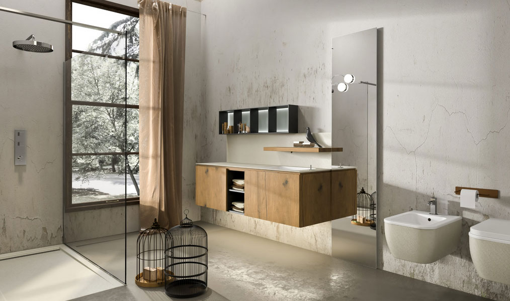 7 ideas para decorar cuartos de ba o modernos hoy lowcost for Idee di design di mobili contemporanei