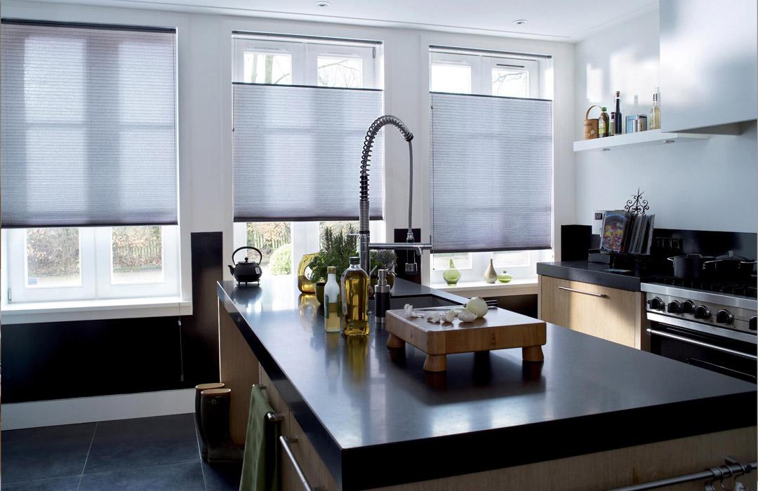 cortina cocina - Cortinas Cocina Moderna