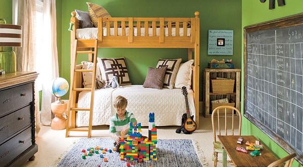 Habitaciones para ni os 7 pasos a seguir hoy lowcost - Habitaciones infantiles originales ...