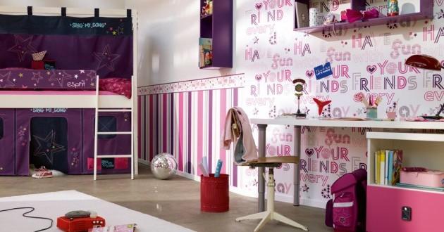 Habitacion infantil ni a hoy lowcost - Habitacion infantil nina ...
