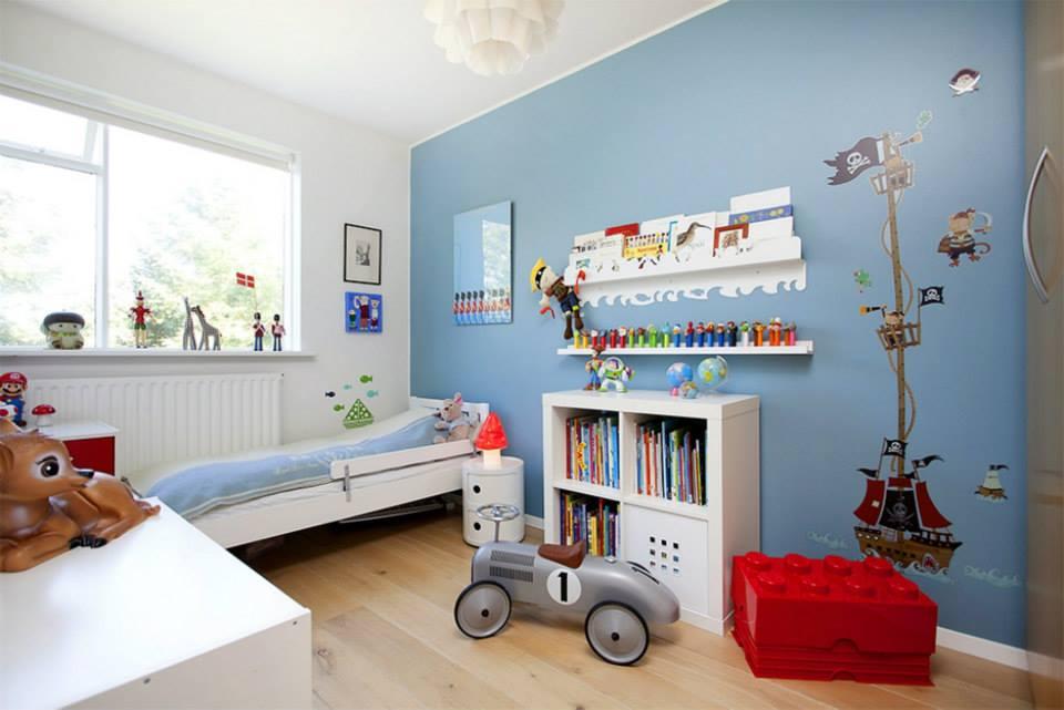 Habitaciones para ni os 7 pasos a seguir hoy lowcost - Cuartos infantiles nino ...