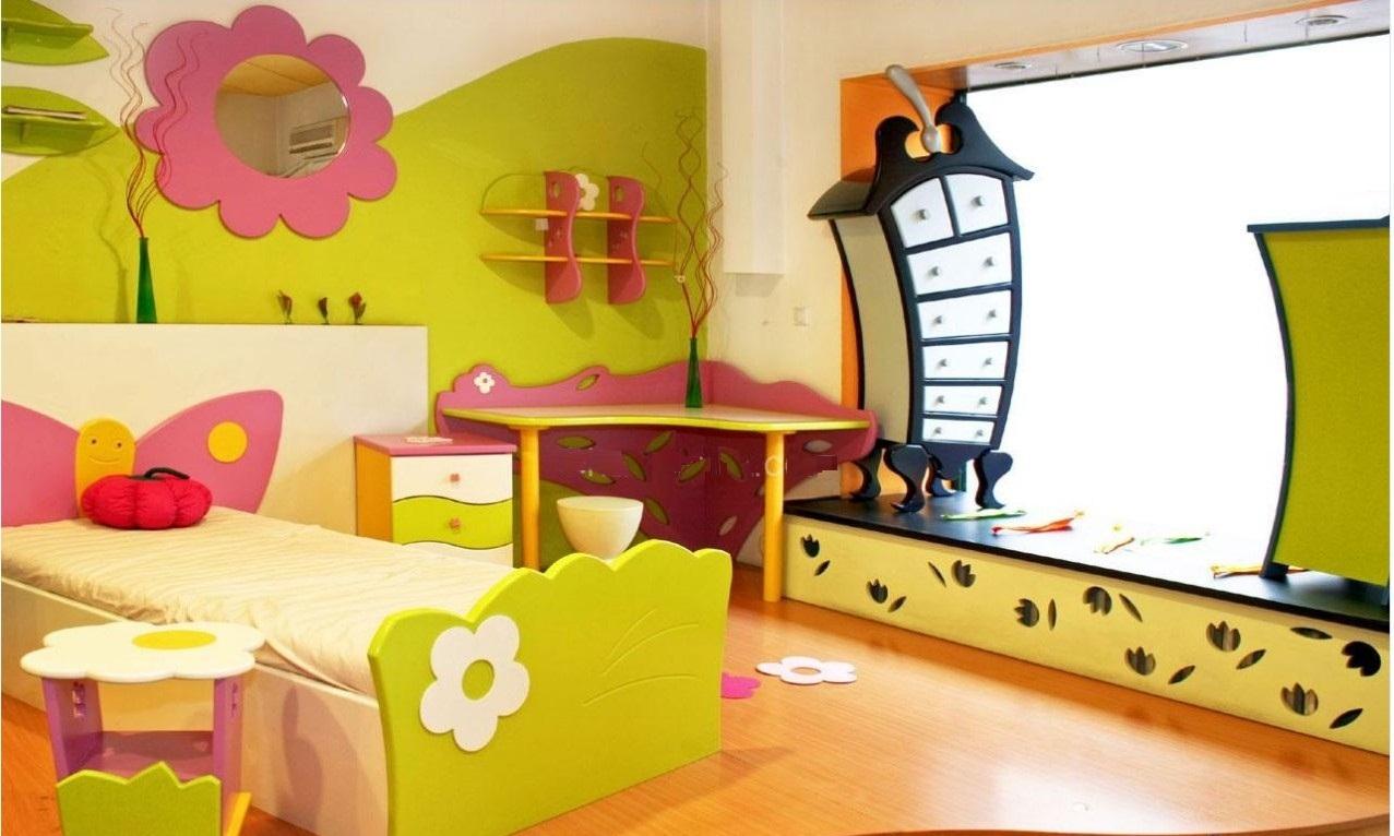 habitacion infantil original