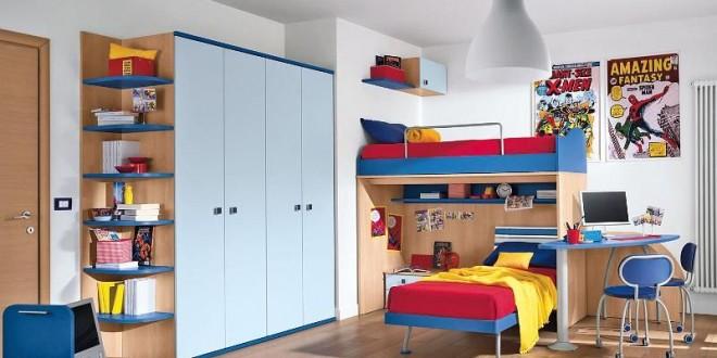 Habitaciones infantiles dobles chicos hoy lowcost - Habitaciones infantiles dobles ...