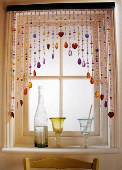 idea moderna deooracion ventanas cocina